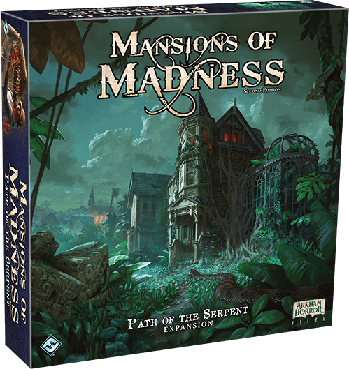 Path of the Serpent (Mansions of Madness Expansion)