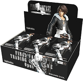 Final Fantasy TCG Opus II Booster Box