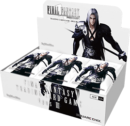 Final Fantasy TCG Opus III Booster Box