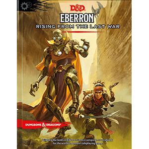D&D Eberron: Rising of the Last War