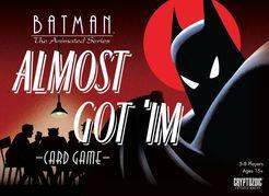 Batman: The Animated Series - Almost Got 'Im Card Game