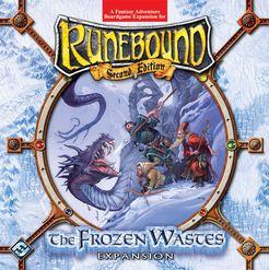 Runebound: The Frozen Waste