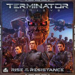 Terminator Genisys Board Game: Rise of the Resistance