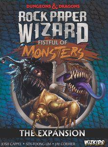 D&D Rock Paper Wizard: Fistful of Monsters