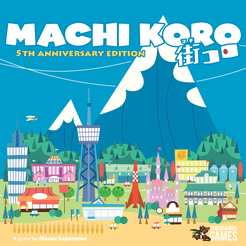 Machikoro 5th Anniversary