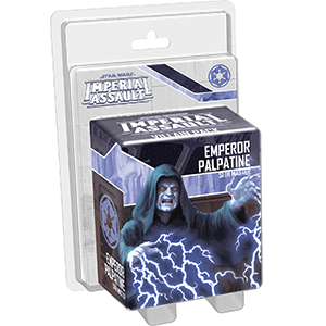 Star Wars™ Imperial Assault Emperor Palpatine Villain Pack