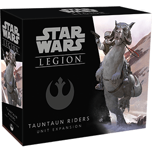 Tauntaun Riders Unit Expansion
