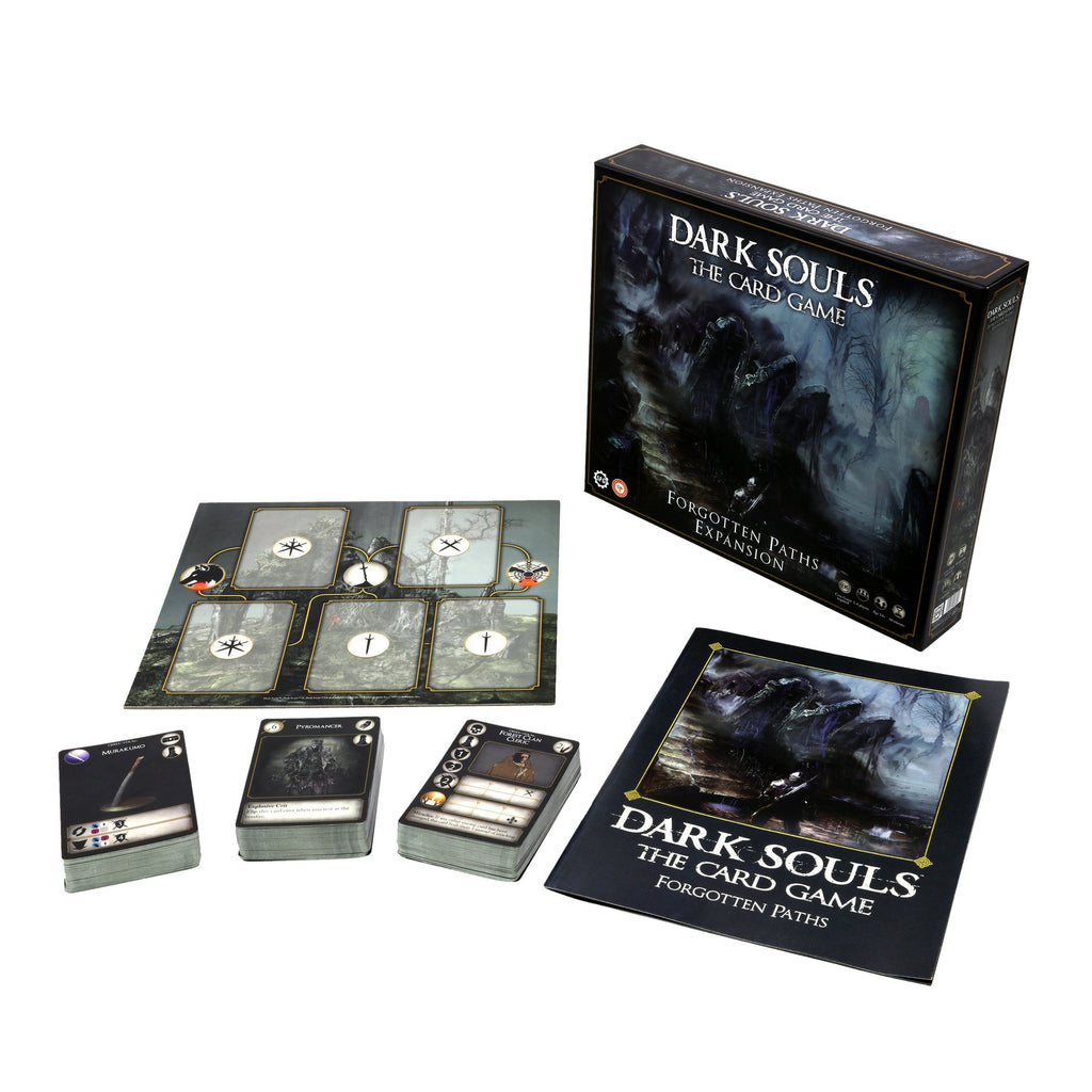 Dark Souls: TCG- Forgotten Paths Expansion