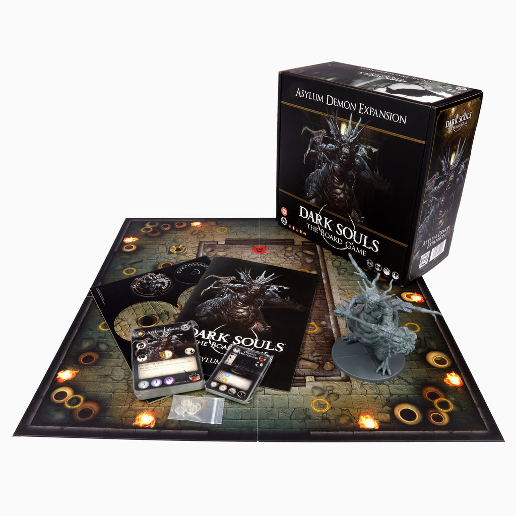 Dark Souls: TBG- Asylum Demon Expansion