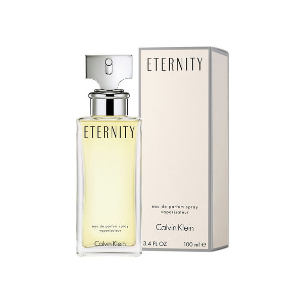 Calvin Klein Eternity 100ml EDP Spray For Women