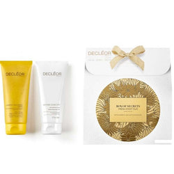 Decleor 200ml Aroma Comfort Moisturising Body Milk / 200ml 1000 Grain Body Exfoliator