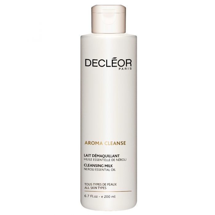 Decleor 200ml Aroma Cleanse Essential Cleansing Milk with Neroli Essential Oil (All Skin Types)
