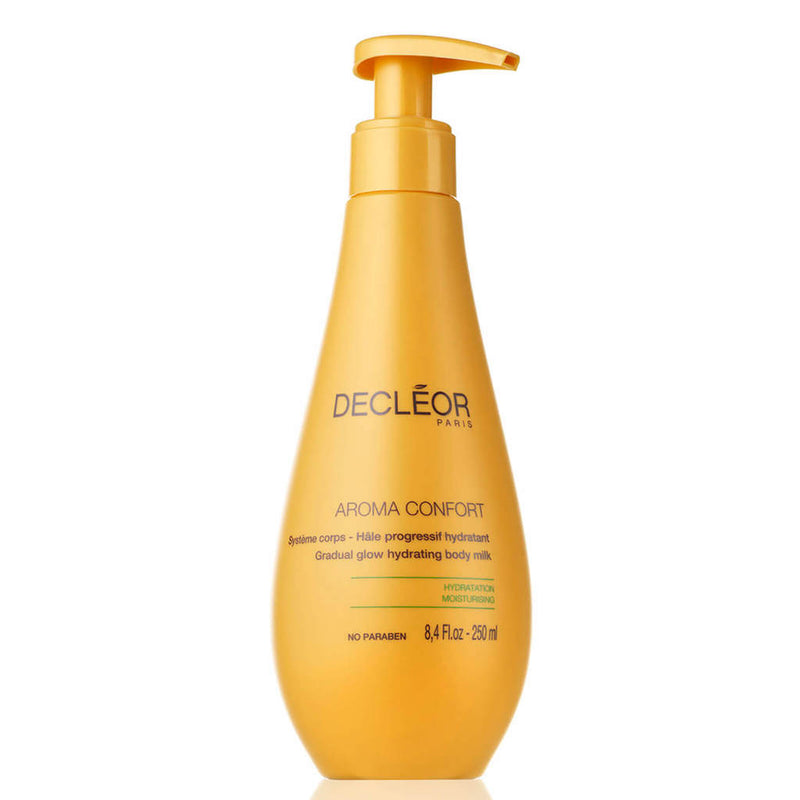 Decleor 400ml Aroma Confort Gradual Glow Hydrating Body Milk