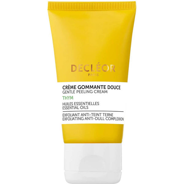 Decleor 50ml Gentle Peeling Cream with Thyme Essential Oils