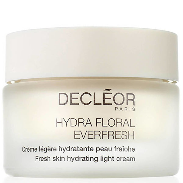 Decleor 50ml Hydra Floral Everfresh Light Cream with Neroli Essential Oil (Dehydrated Skin)