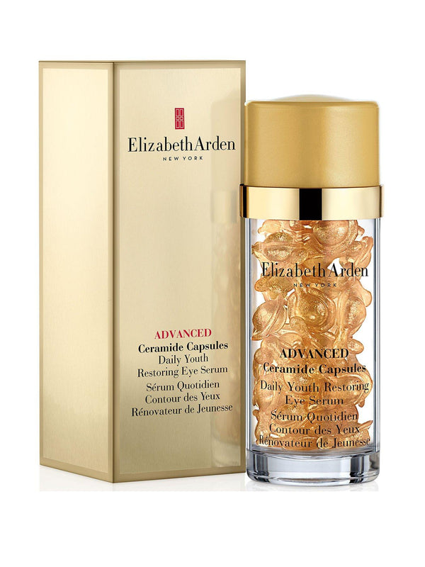 Elizabeth Arden Advanced Ceramide Capsules Daily Youth Restoring Eye Serum x 60 Capsules
