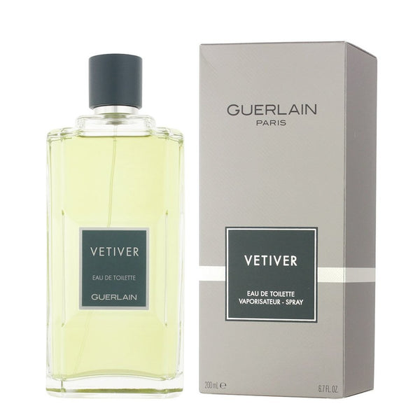 Guerlain Vetiver 200ml EDT Spray For Men