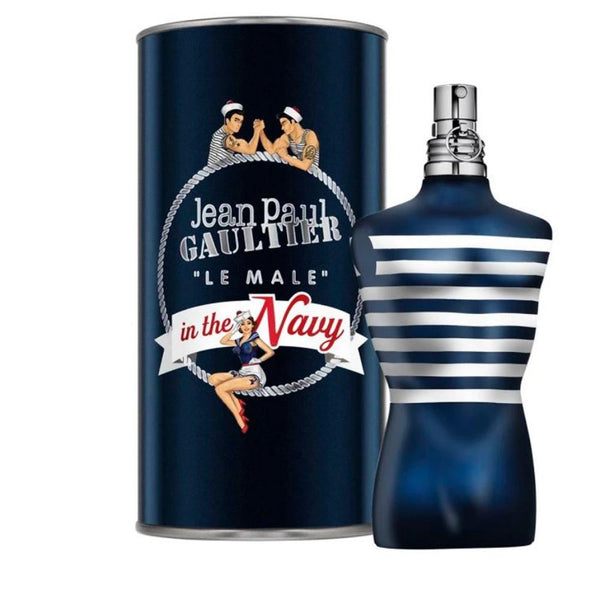 Jean Paul Gaultier Le Male In The Navy 125ml EDT Spray For Men