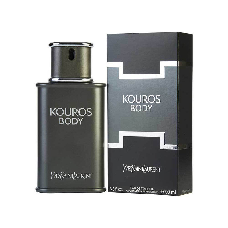 Yves Saint Laurent Body Kouros 100ml EDT Spray For Men