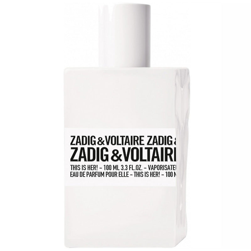 Zadig & Voltaire This is Her! 100ml EDP Spray