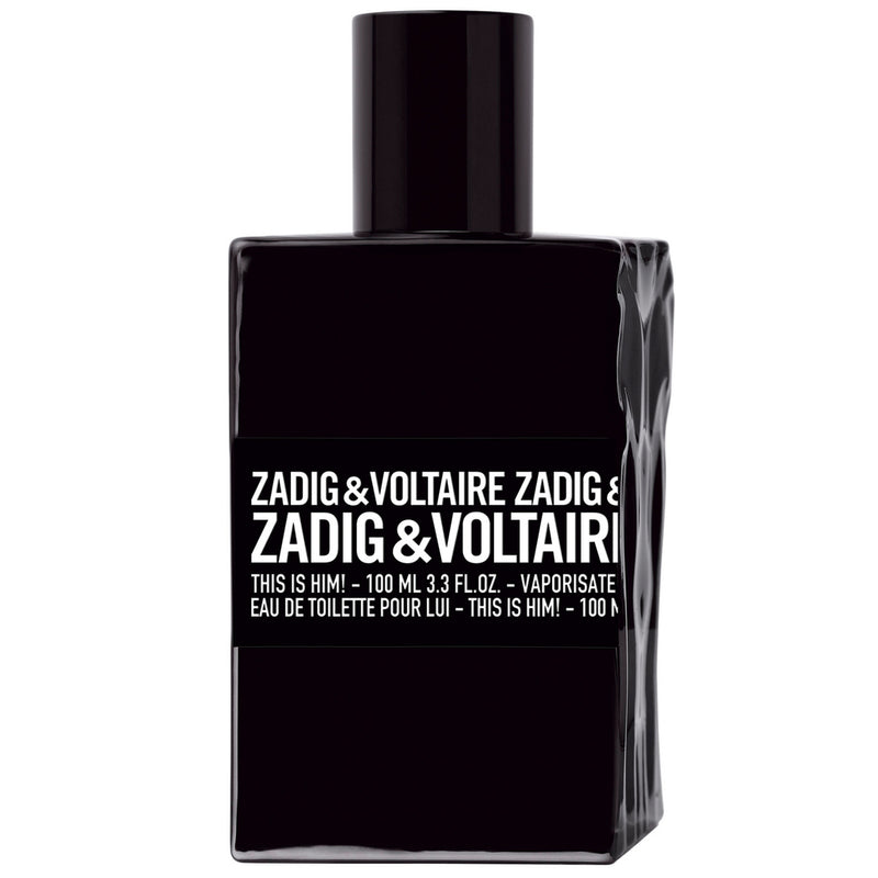 Zadig & Voltaire This is Him! 100ml EDT Spray