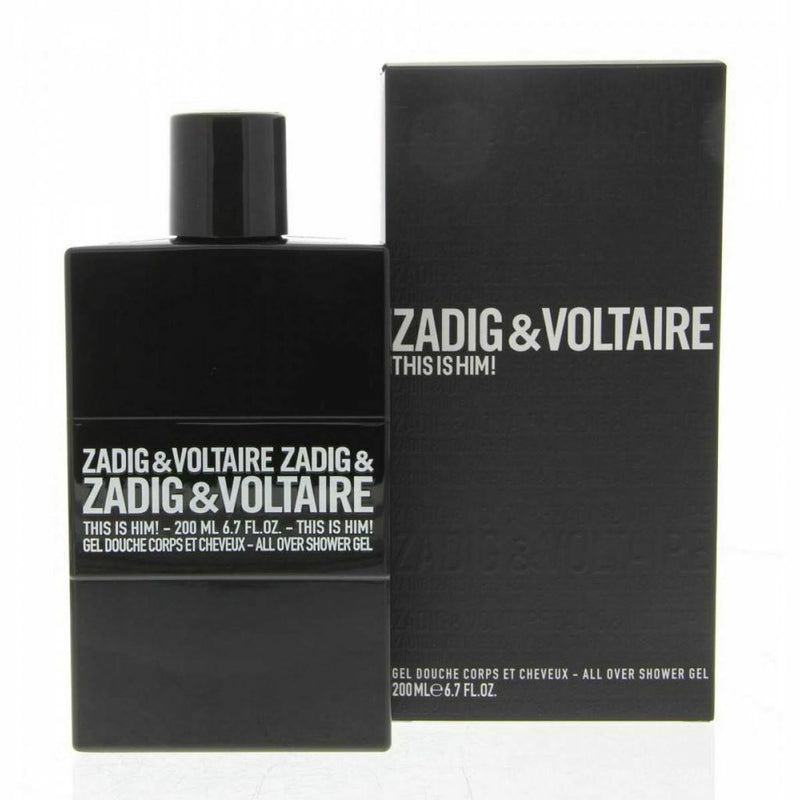 Zadig & Voltaire This is Him! 200ml All Over Shower Gel