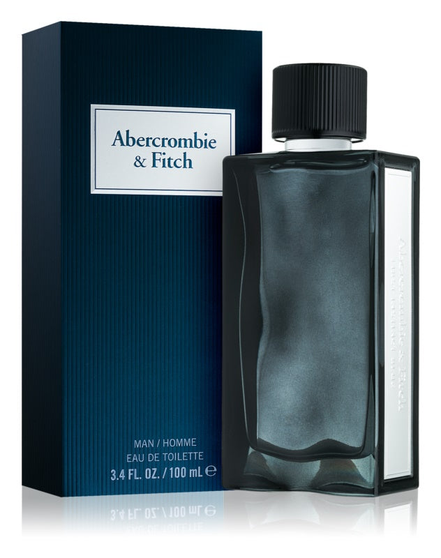 Abercrombie & Fitch First Instinct Blue 100ml EDT Spray For Men