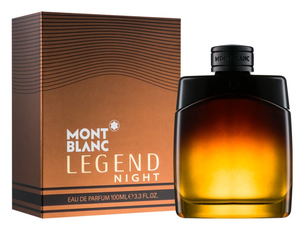 Montblanc Legend Night 100ml EDP Spray For Men