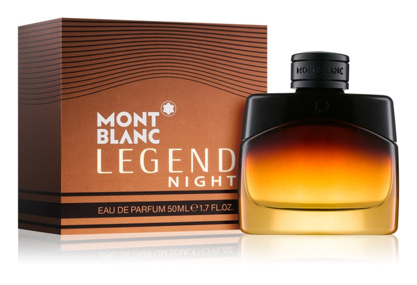 Montblanc Legend Night 50ml EDP Spray For Men