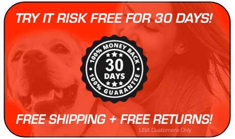 FIDOGENX 30 Day Guarantee Banner