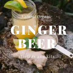 Ginger Beer starters and kits