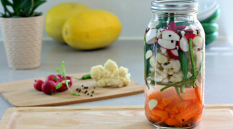 How to care for your vegetable fermenter