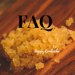 Water kefir FAQ