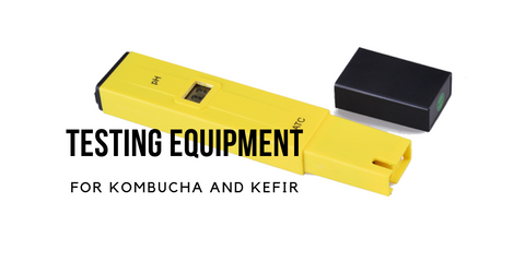 kombucha testing equipment