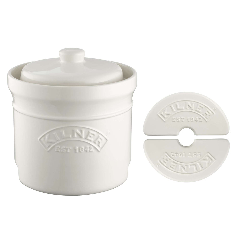 Kilner 8L Ceramic Crock Set