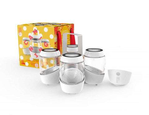 Mortier Pilon Home Canning Set