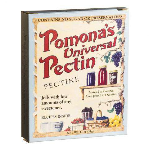 Pomona's Universal pectin (vegan friendly)