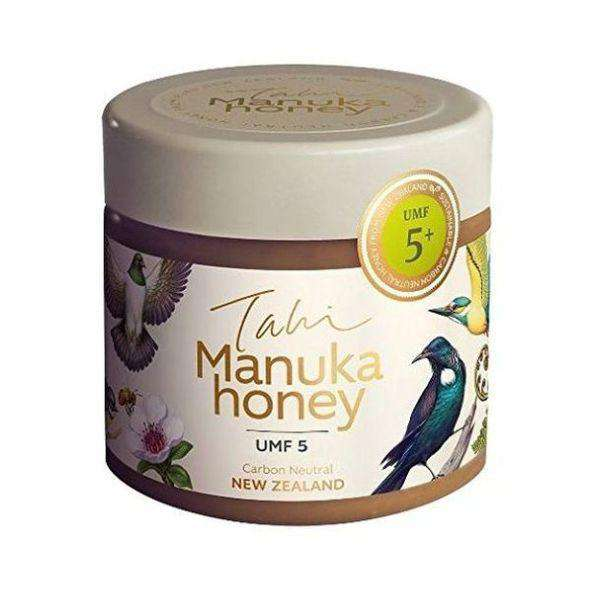 Manuka Honey UMF 5+ eco-friendly, raw and pure 400gram