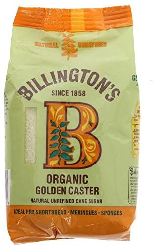 Billingtons Organic Caster Sugar- Happykombucha