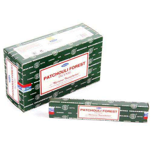 SATYA PATCHOULI FOREST INCENSE 15G