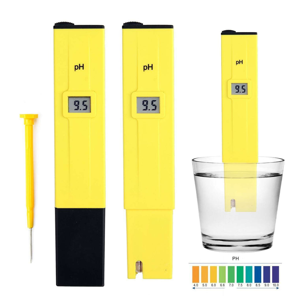 Digital Ph Meter Tester