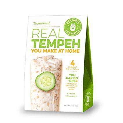 Tempeh Starter Culture by cultures for health