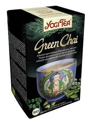 Yogi Organic Green Chai Tea