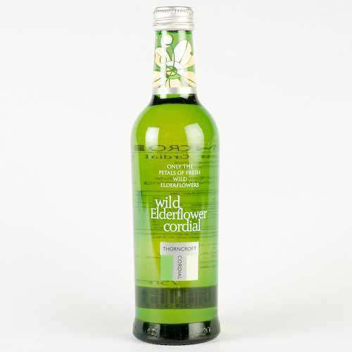Thorncroft Elderflower Cordial