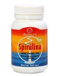 Bioactive Spirulina tablets 500mg(100)