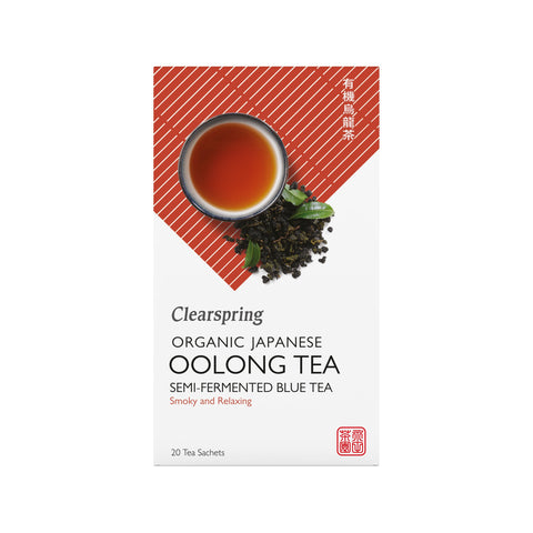 Clearspring Oolong Tea 20 Bags