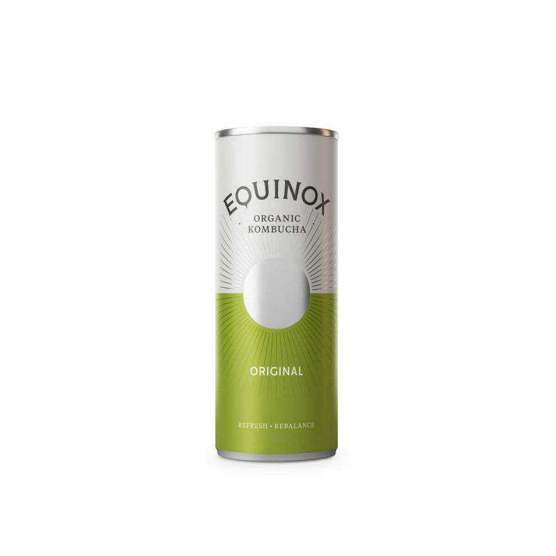 Equinox Kombucha Original (275ml)