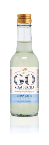 GO! Kombucha China White 250ml