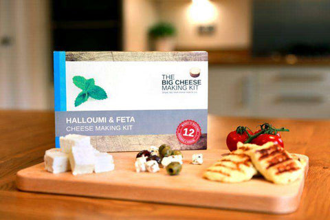 Halloumi& Feta Making Kit