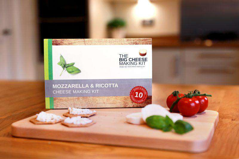Mozzarella And Ricotta Kit